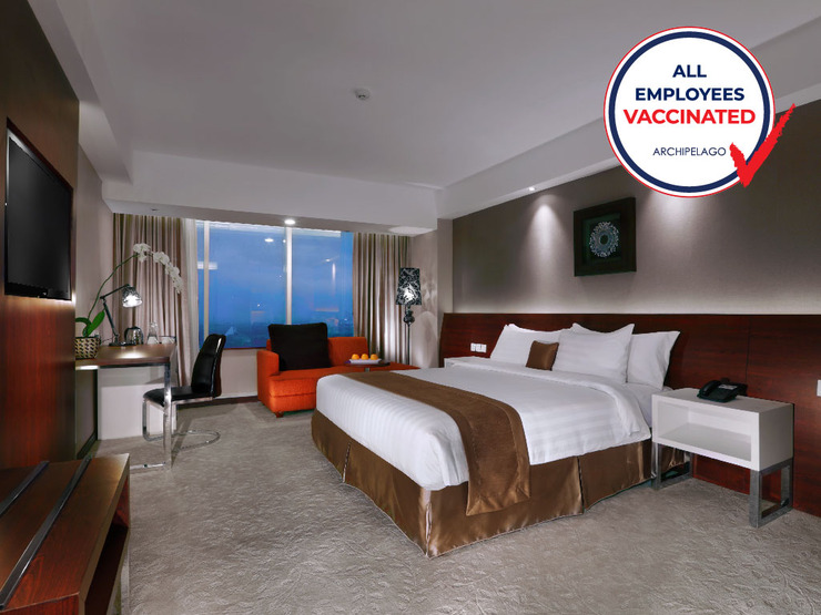 The Alana Yogyakarta Hotel & Convention Center Jogja - Vaccinated