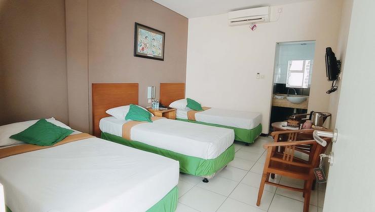Helios Hotel Malang - Family Room