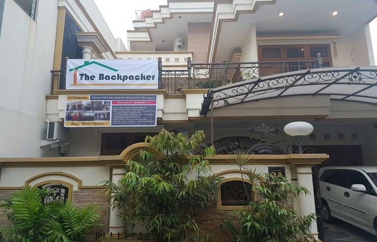 The Backpacker Semarang - Exterior