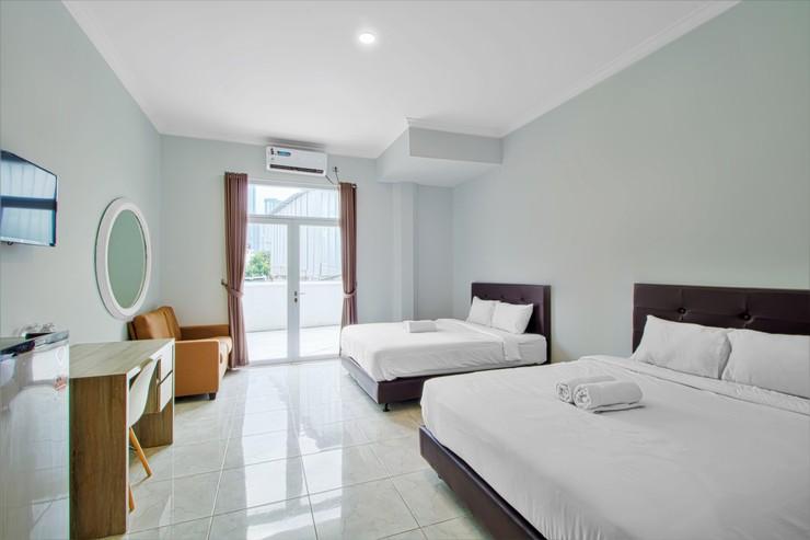 De 80's Genteng Ijo Jakarta - Family Room