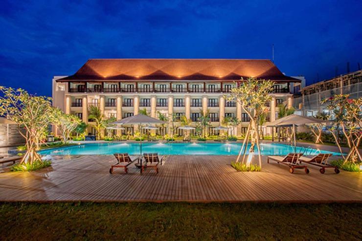 El Hotel Royale & Resort Banyuwangi Banyuwangi - Pool Area