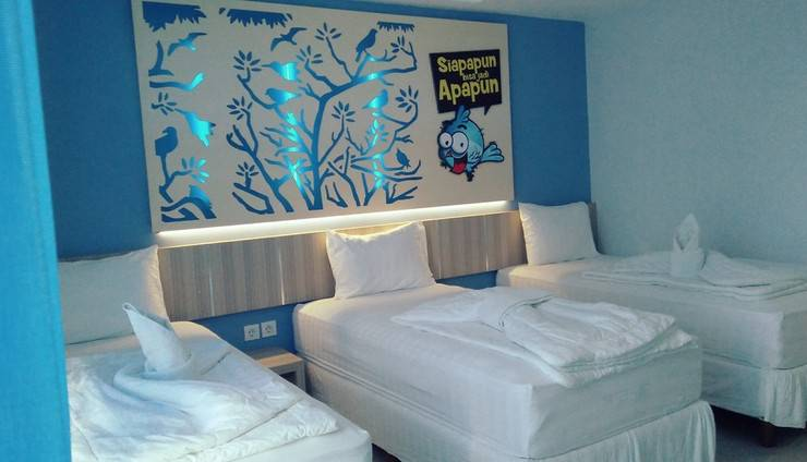 Transformer Center Malang - Room