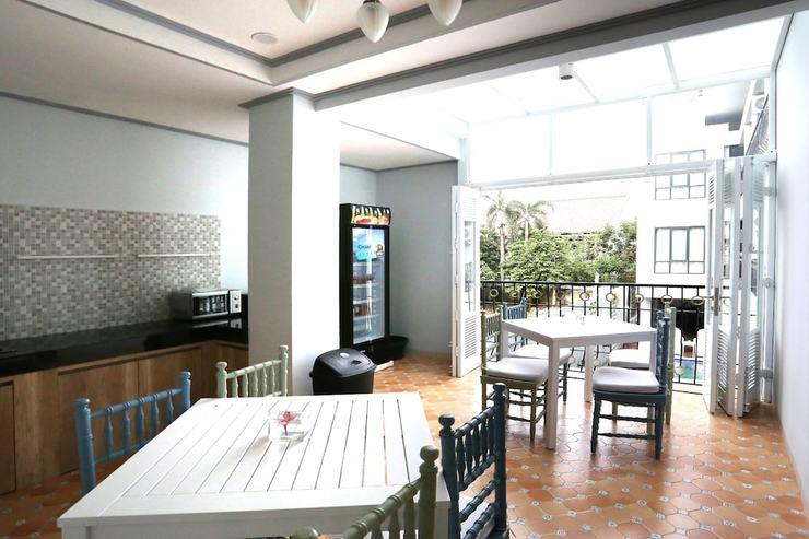 Urbanest Inn House TB Simatupang - Lounge