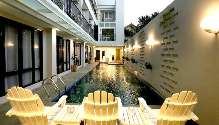 Urbanest Inn House TB Simatupang - Kolam Renang