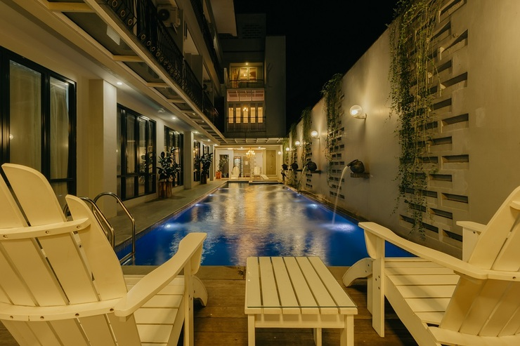 Urbanest Inn House TB Simatupang - Pool