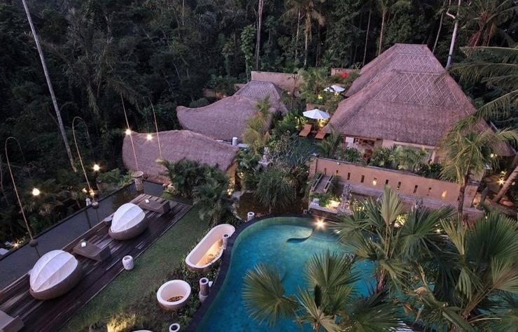 The Udaya Resorts & Spa Bali - pemandangan