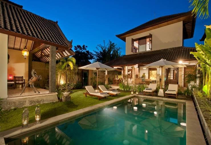 Seminyak Villa Tranquilo Bali - Tampilan Luar