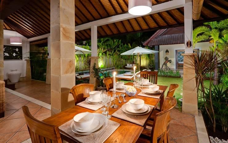 Seminyak Villa Tranquilo Bali - Ruang Makan