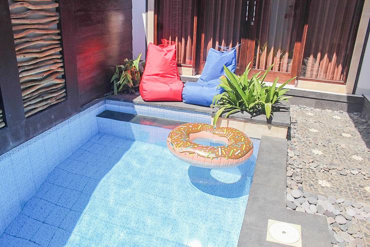 Jukung Villas Kuta Bali - Private Pool