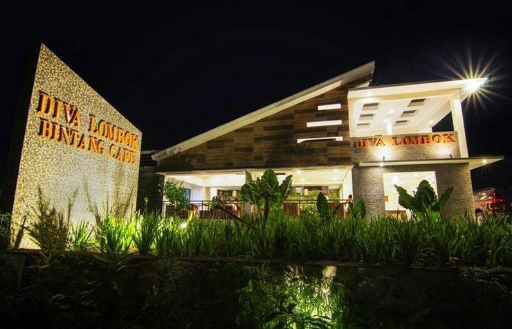 Alamat Review Hotel Diva Lombok Hotel - Lombok