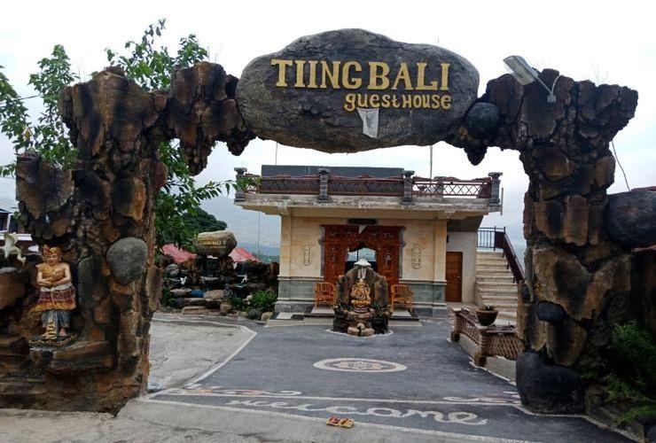 Tiing Bali Guest House Bali - Facade