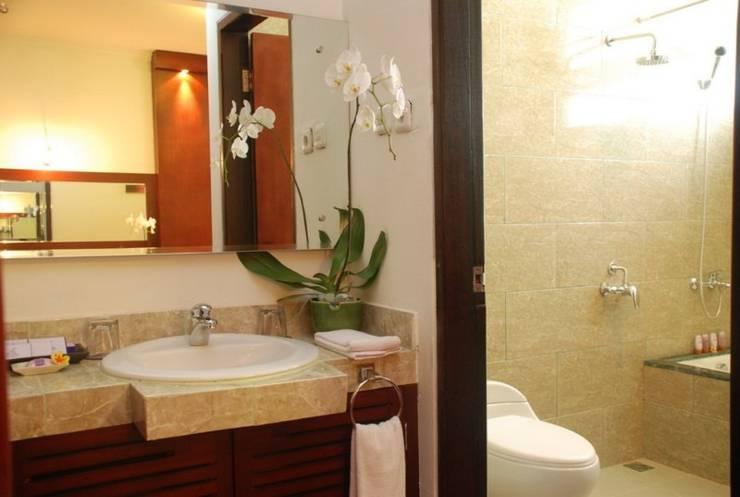 Lavender Luxury Villa & Spa Bali - Kamar Mandi - Deluxe Room