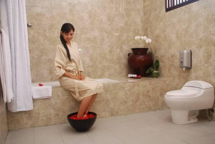 Lavender Luxury Villa & Spa Bali - Kamar Mandi - Suite Room