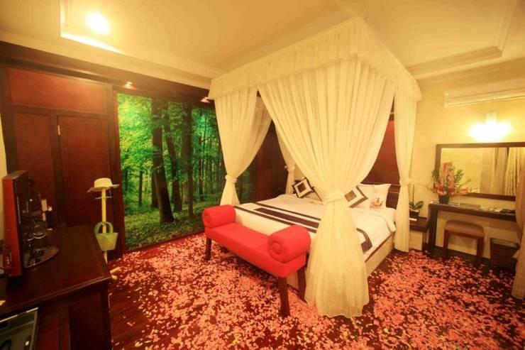 Lavender Luxury Villa & Spa Bali - Kamar Tamu - Pool Villa