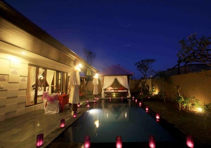 Lavender Luxury Villa & Spa Bali - Kolam Renang - Pool Villa
