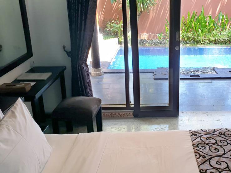 Lavender Luxury Villa & Spa Bali - Kencana Bed Room