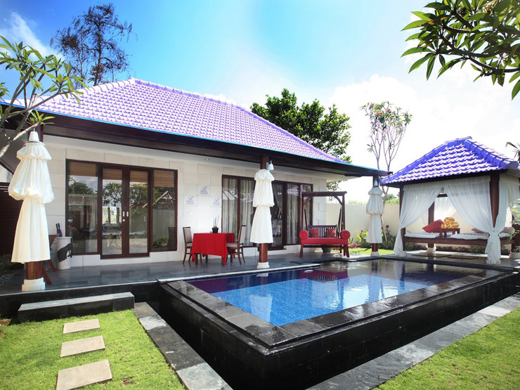 Lavender Villa & Spa Bali - Kencana Garden