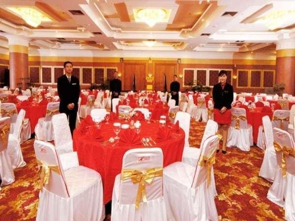 Hotel Mega Anggrek Jakarta - Hall