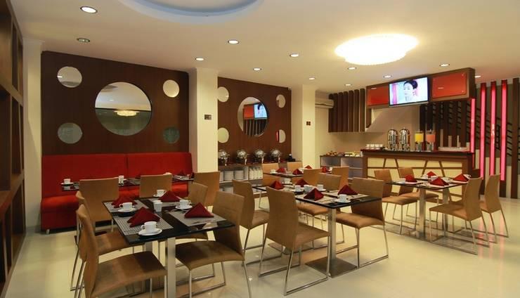 Nueve Jogja Hotel Yogyakarta - Interior