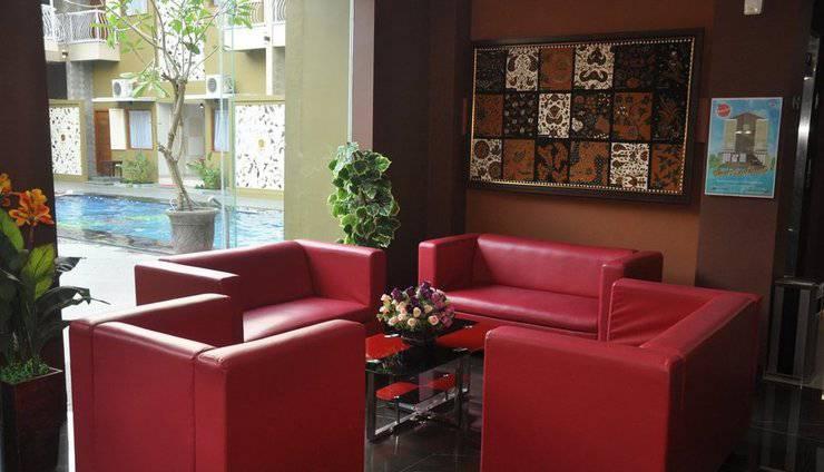 Nueve Jogja Hotel Yogyakarta - Lobby