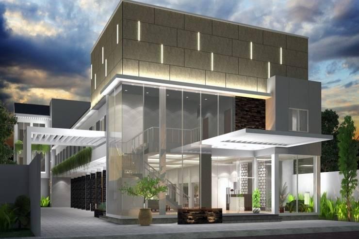 Asana Grove Hotel Yogyakarta - Tampilan Luar Hotel