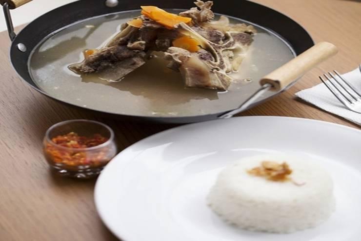 Asana Grove Hotel Yogyakarta - Menu
