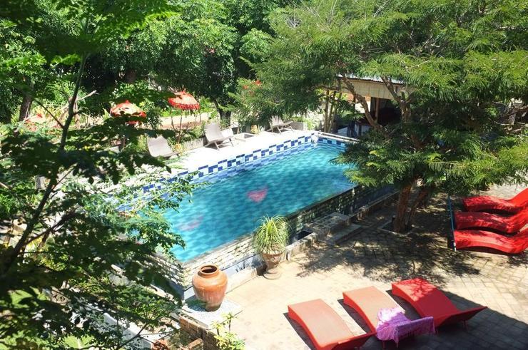 Villa Anjing 2 Bali - Pool