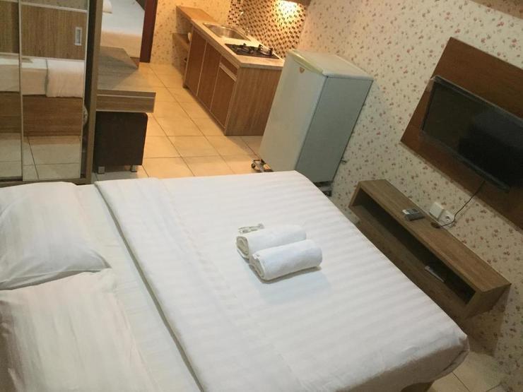 Virtual Rooms Tamansari Panoramic Apartment Bandung Bandung - Studio Room