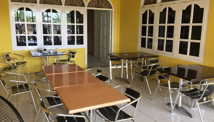Triantama Hotel Palembang - Restoran