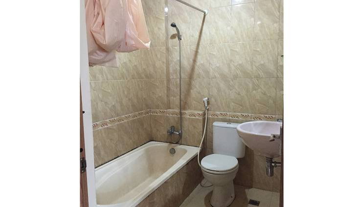 Triantama Hotel Palembang - Kamar mandi