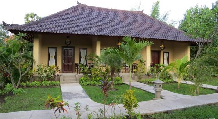 Man's Homestay And Restaurant Bali - Tampilan Luar