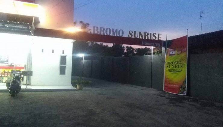 Bromo Sunrise Homestay Probolinggo - Eksterior