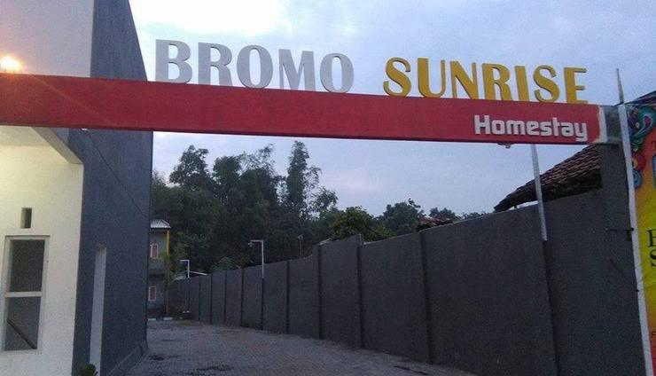 Bromo Sunrise Homestay Probolinggo - Entrance
