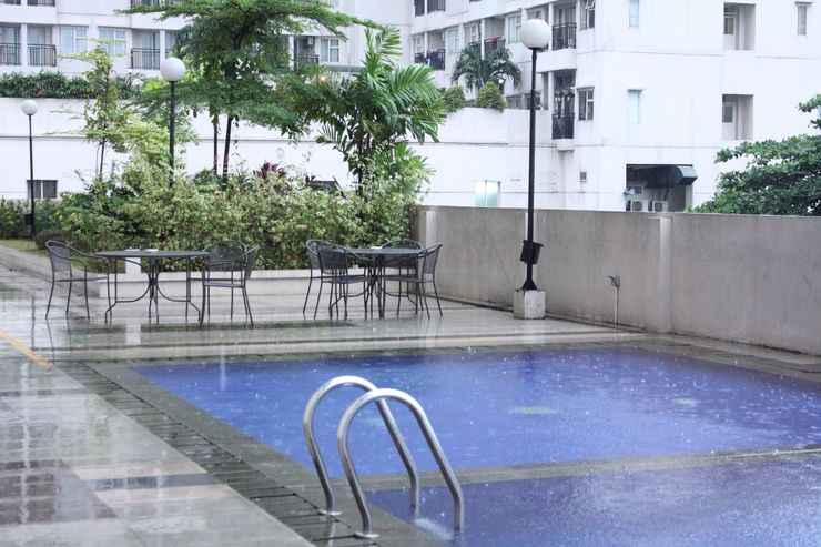 Margonda Residence 5 Depok - Swimming Pool