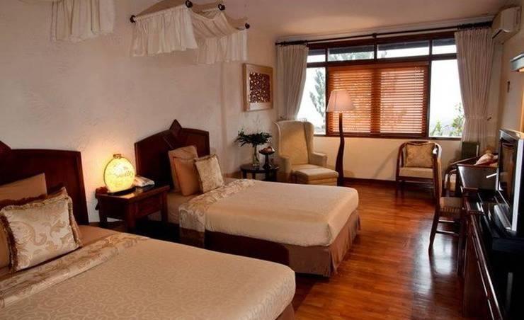 The Valley Resort Hotel Bandung - Kamar tamu