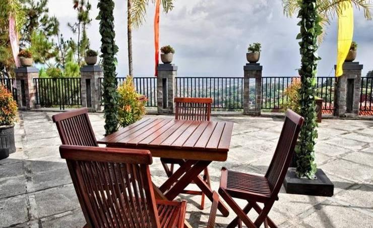The Valley Resort Hotel Bandung - Rooftop