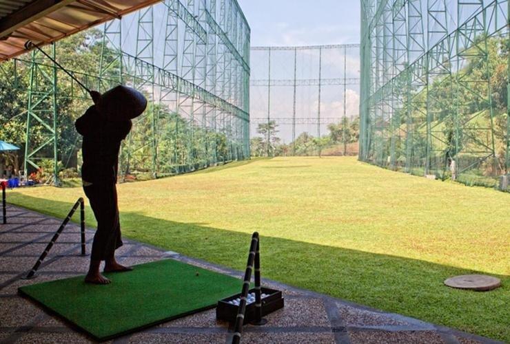 The Valley Resort Hotel Bandung - Golf