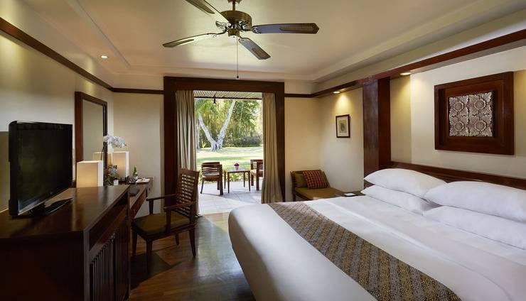 Melia Bali - double bedroom
