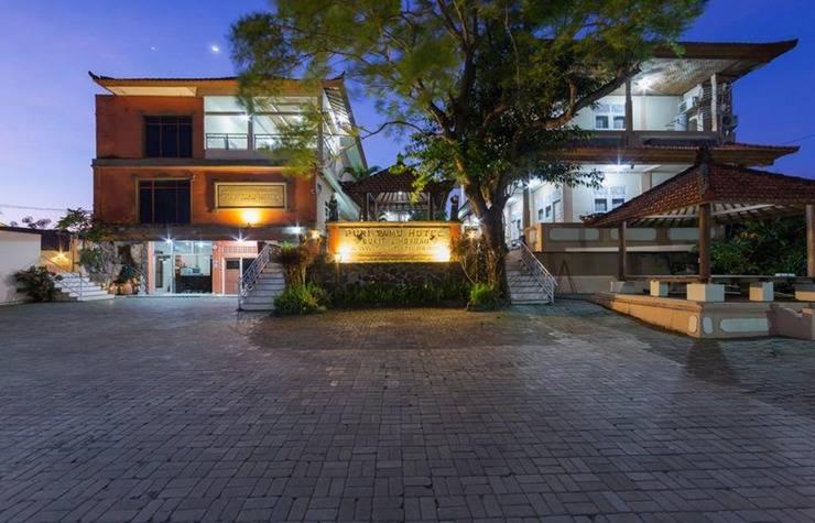 Puri Tamu Hotel Bali - Eksterior