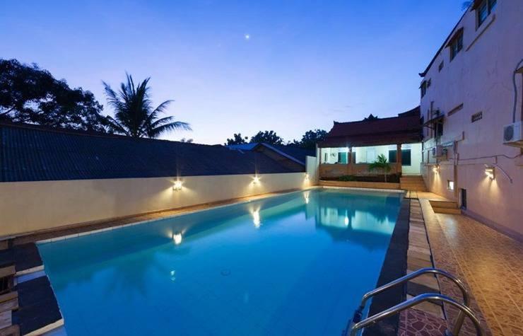 Puri Tamu Hotel Bali - Fasilitas