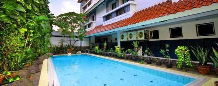 Cipta Hotel Mampang - Kolam Renang