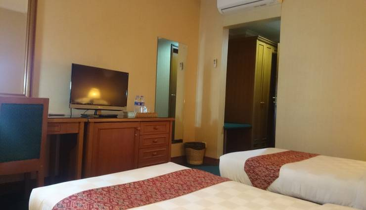 Cipta Hotel Mampang - Executive twin