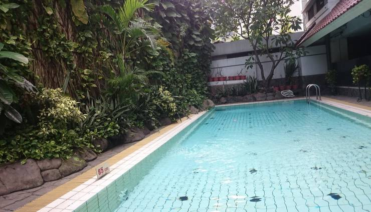 Cipta Hotel Mampang - Swimming pool