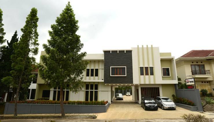 Alamat Villa Puri Teras - Bandung