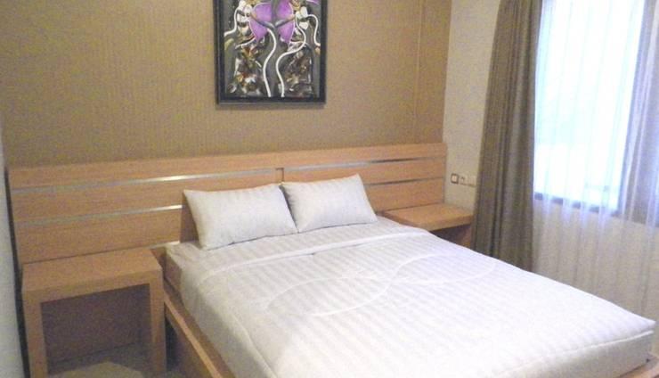 Villa Puri Teras Lembang - Double-bed