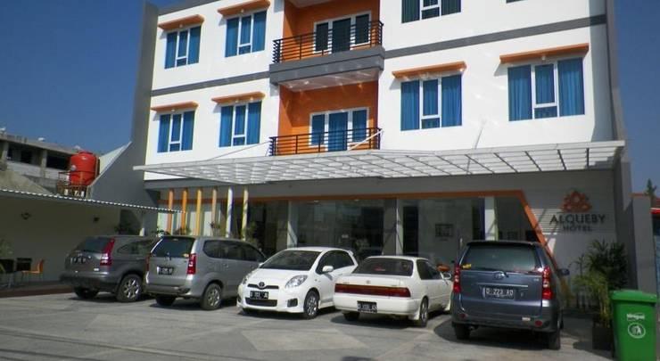 ALQUEBY Hotel Bandung - (20/Dec/2013)