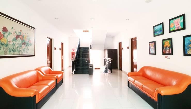 ALQUEBY Hotel Bandung - Lounge