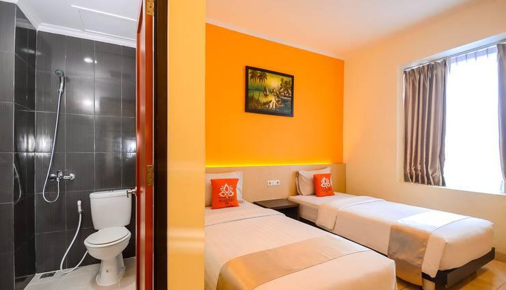 ALQUEBY Hotel Bandung - Superior Twin