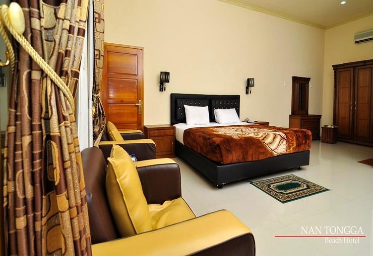 Nan Tongga Beach Hotel Pariaman - Room