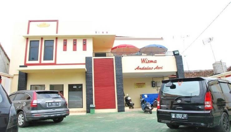Wisma Andalas Asri Syariah Bandar Lampung - Exterior